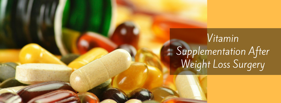 vitamin supplementation after bariatric surgery