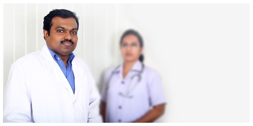 Dr Maran M, a Gastro Surgeon who performs Bariatric Surgery at Springfield Wellness Centre, Chennai.