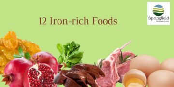 12 Foods for Fighting Iron-deficiency Anemia